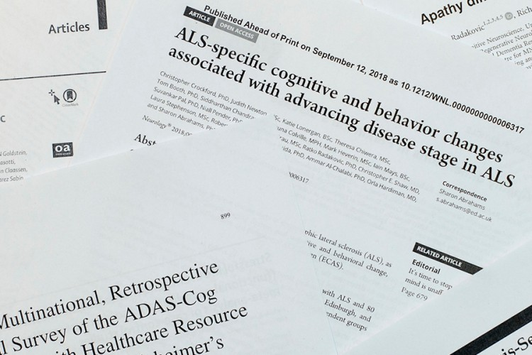 a range of overlapping research papers