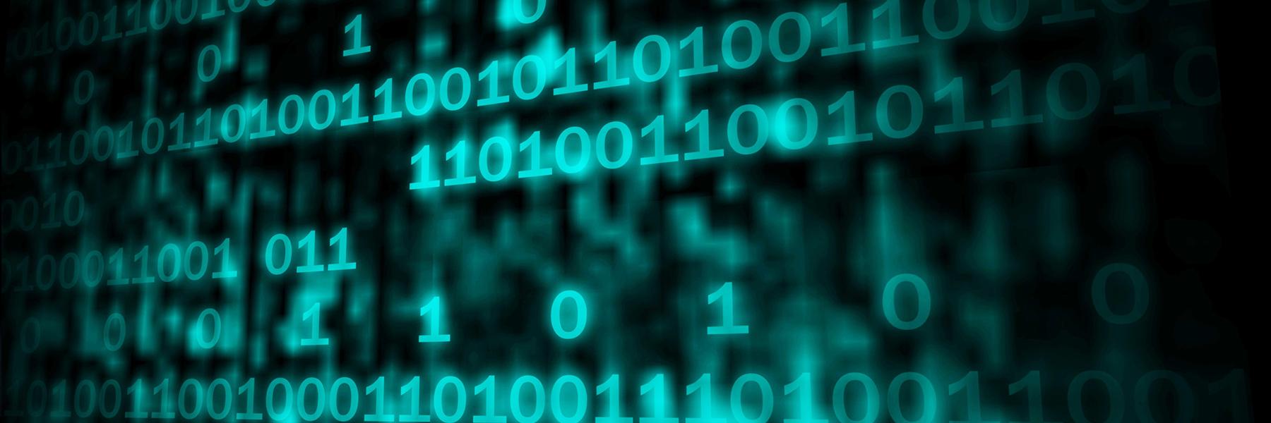 computer matrix data code
